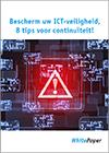 8 tips voor ICT-veiligheid en continuiteit