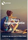 10 tips leadgeneratie