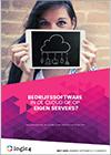 Bedrijfssoftware in de cloud of op eigen servers?