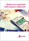 Waarom uw organisatie HRM software nodig heeft