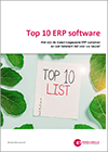 Top 10 ERP software
