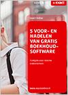 Vijf voor- en nadelen van gratis boekhoudsoftware