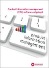 Product information management (PIM) software uitgelegd