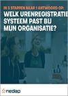 Welk urenregistratiesysteem past bij mijn organisatie?
