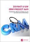 Zo pakt u uw CRM project aan