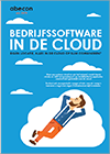 bedrijfssoftware in de cloud